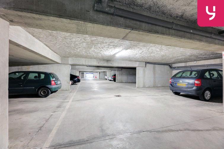 Parcheggio Roma - Ostiense telecamera