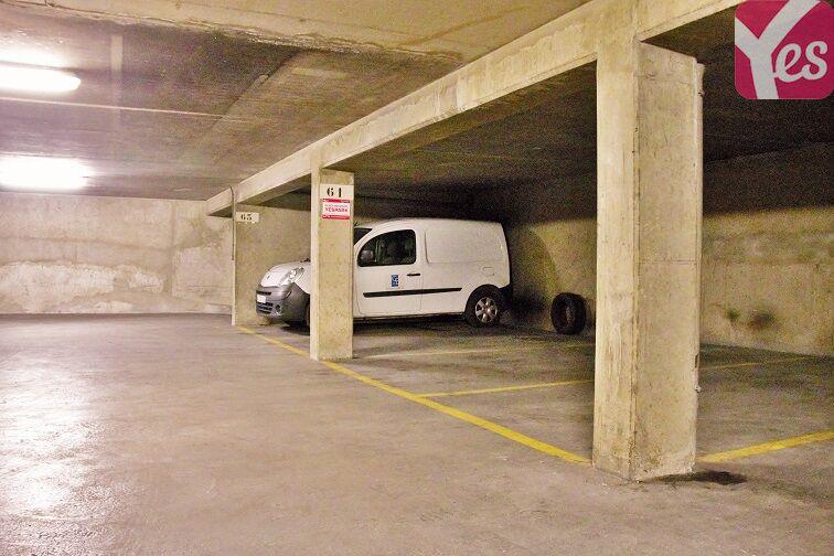 Parking Parc Montsouris - René Coty (place moto) sécurisé