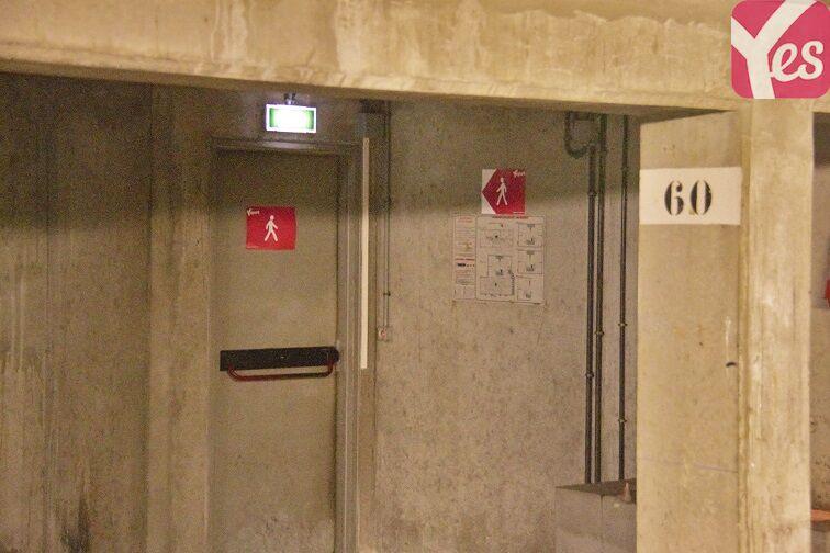 Parking Parc Montsouris - René Coty (place moto) souterrain