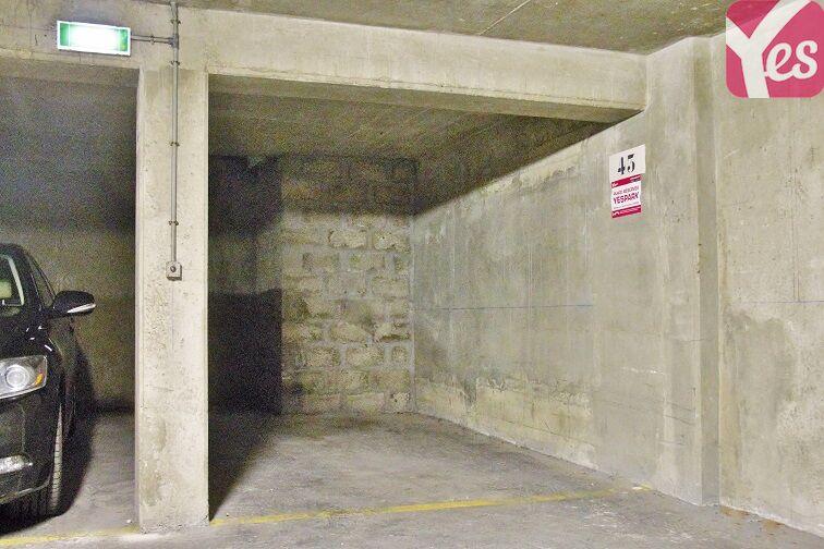 Parking Parc Montsouris - René Coty (place moto) avis