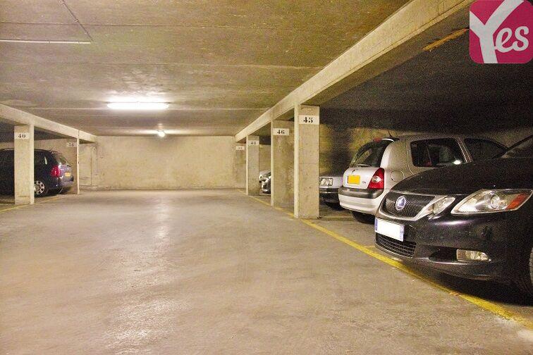 Parking Parc Montsouris - René Coty (place moto) box