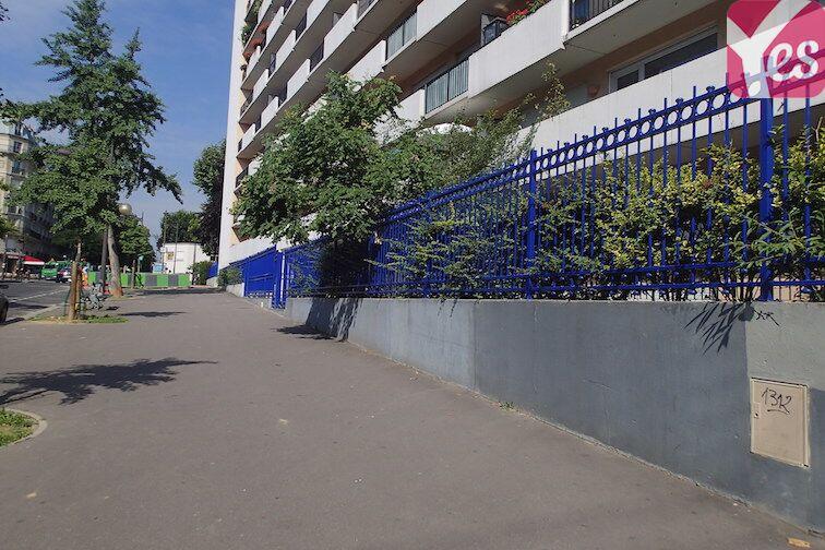 Parking Parc Montsouris - René Coty (place moto) Paris