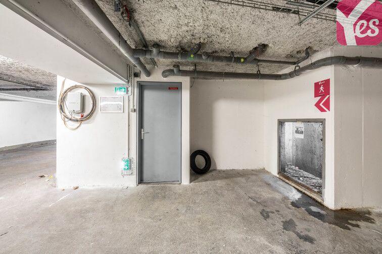 Parking Collège Théodore Mondo - Gagny souterrain