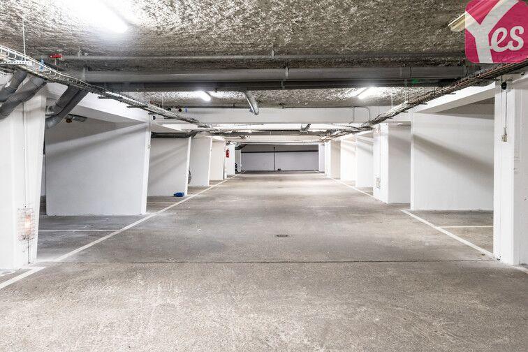 Parking Collège Théodore Mondo - Gagny 93220