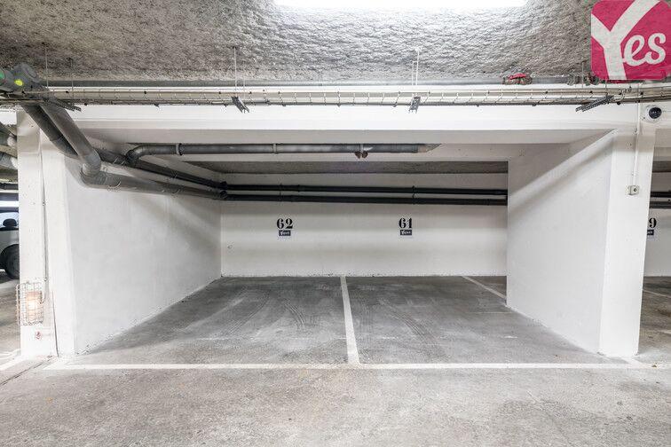 Parking Collège Théodore Mondo - Gagny en location
