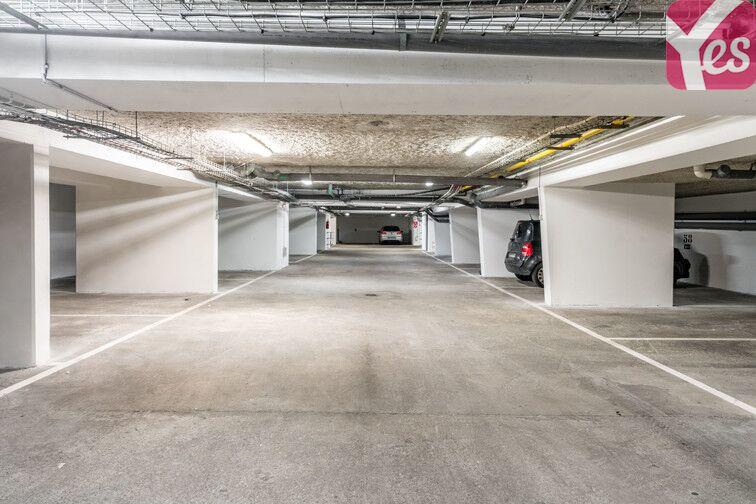 Parking Collège Théodore Mondo - Gagny sécurisé