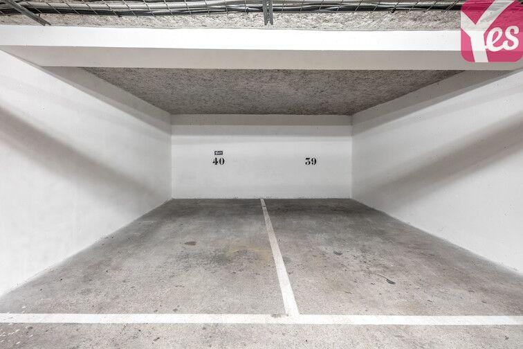 Parking Collège Théodore Mondo - Gagny caméra