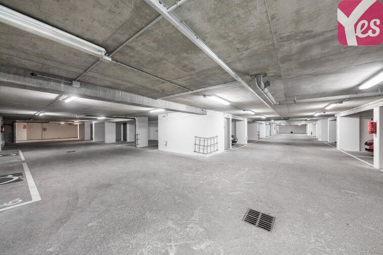 Parking Collège Théodore Mondo - Gagny location mensuelle