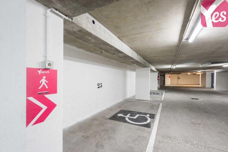 Parking Collège Théodore Mondo - Gagny box