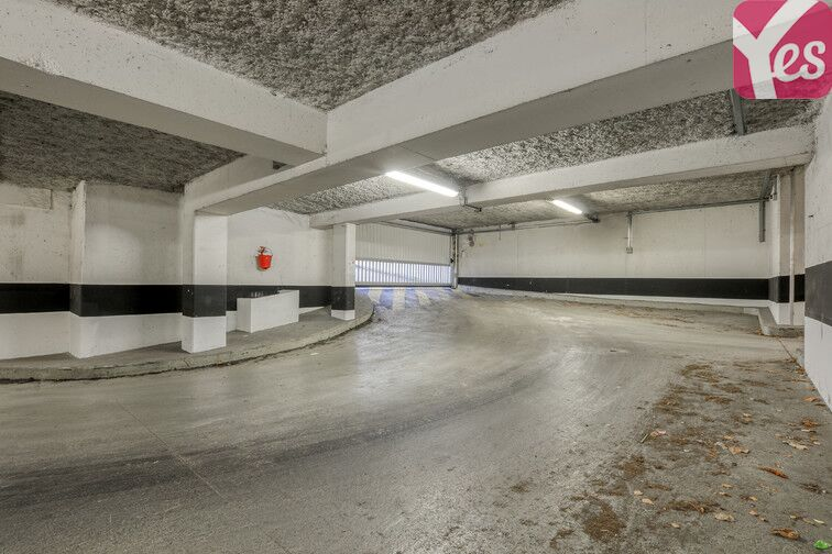 Parking Piscine - Gagny 24/24 7/7