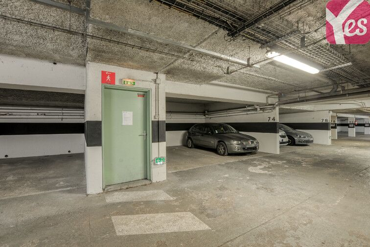 Parking Piscine - Gagny souterrain