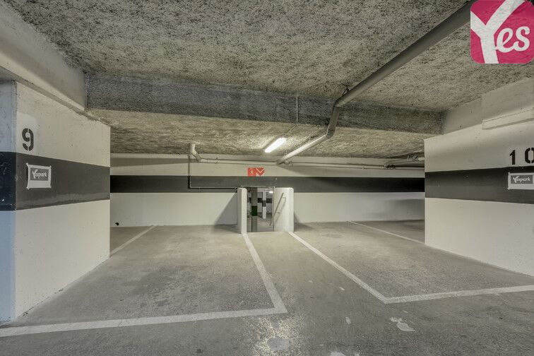 Parking Piscine - Gagny avis