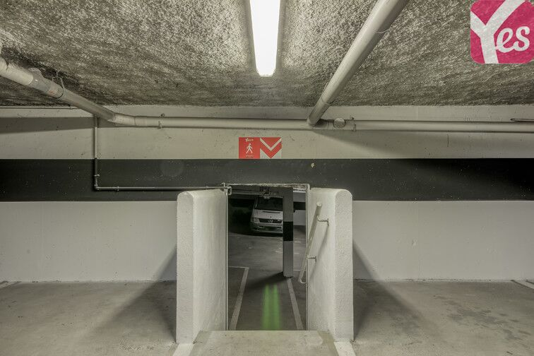 Parking Piscine - Gagny sécurisé