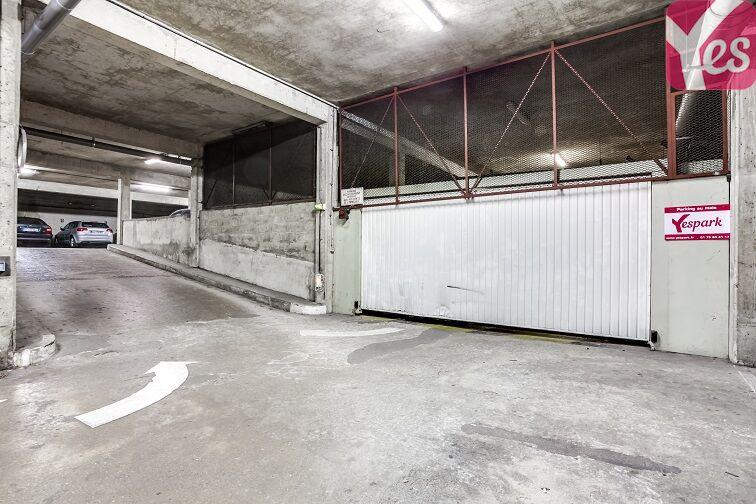 Parking Mairie de Châtillon Châtillon