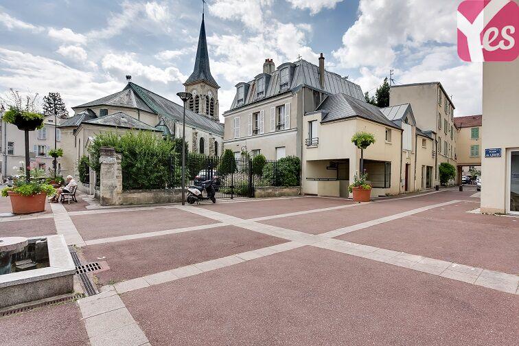 Parking Mairie de Châtillon 92320