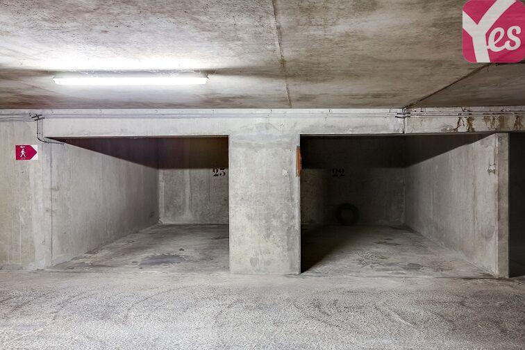 Parking Mairie de Châtillon secure