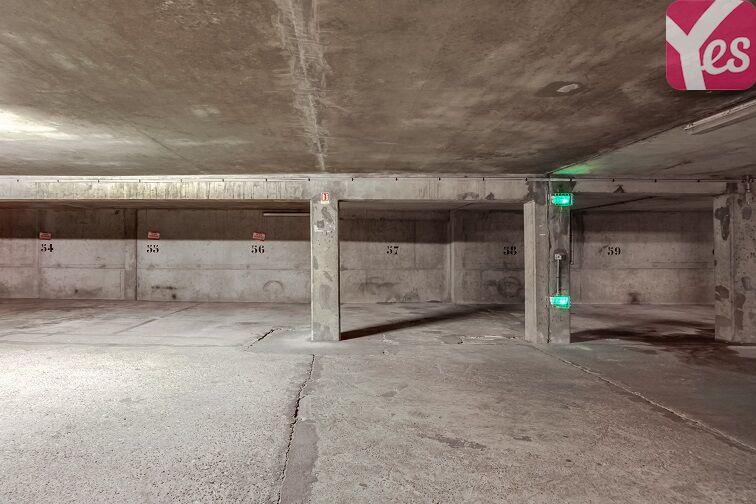 Parking Mairie de Châtillon underground