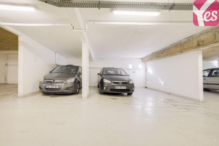 Parking Stade Jean Bouin - Gagny 24/24 7/7