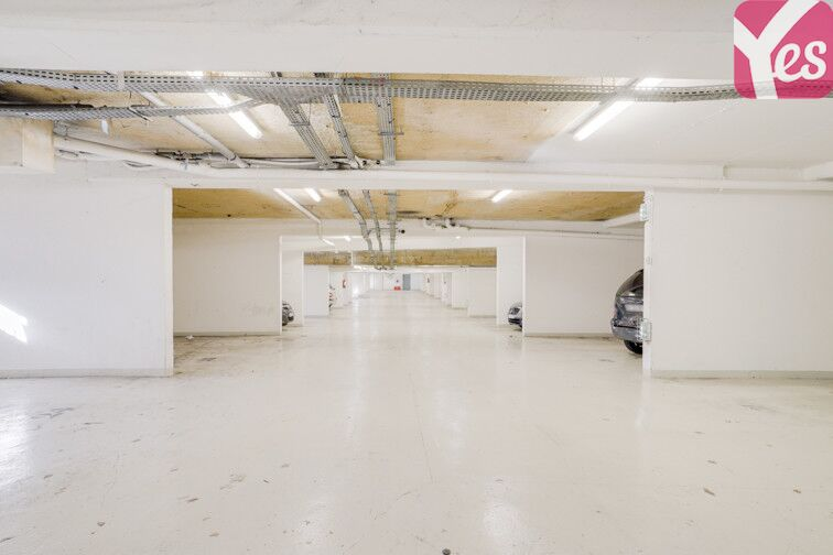 Parking Stade Jean Bouin - Gagny 93220