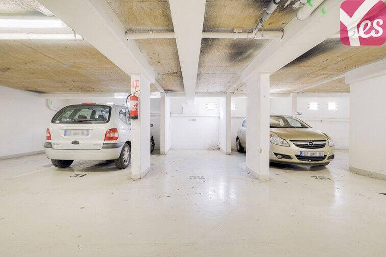 Parking Stade Jean Bouin - Gagny sécurisé