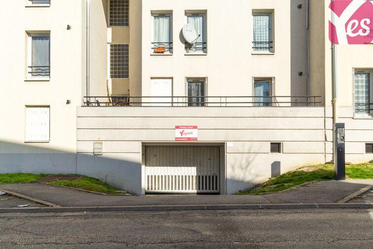 Parking Stade Jean Bouin - Gagny Gagny