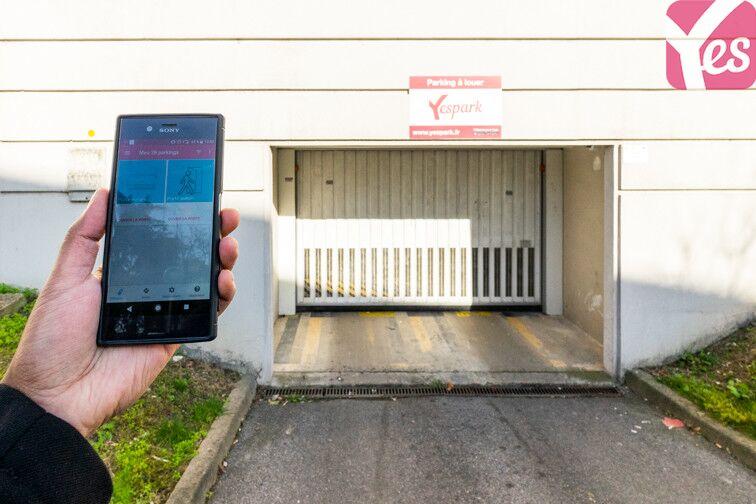 Parking Stade Jean Bouin - Gagny en location