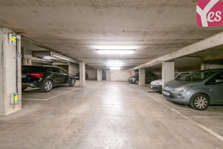 Parking Montguichet-Arena - Gagny souterrain