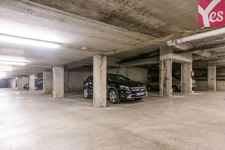 Parking Montguichet-Arena - Gagny Gagny