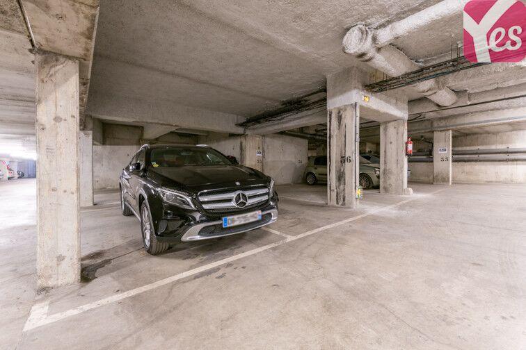 Parking Montguichet-Arena - Gagny avis