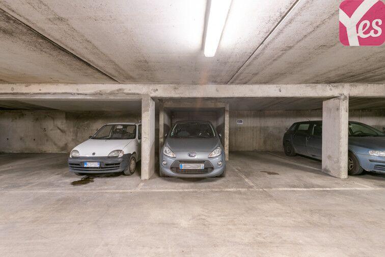 Parking Montguichet-Arena - Gagny box