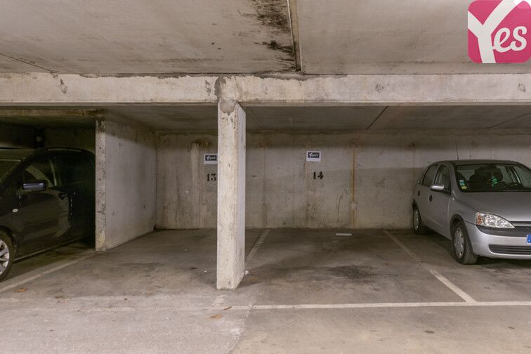 Parking Montguichet-Arena - Gagny 93220