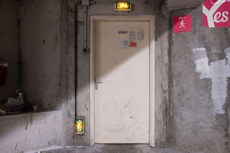 Parking Montguichet-Arena - Gagny sécurisé