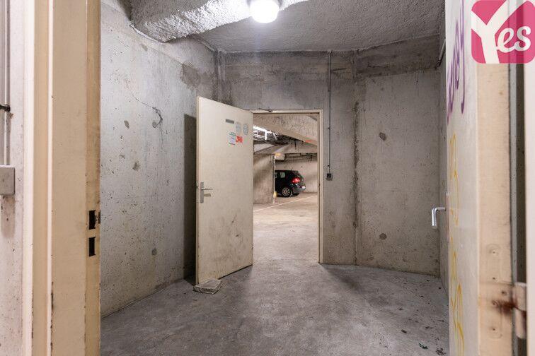 Parking Montguichet-Arena - Gagny garage
