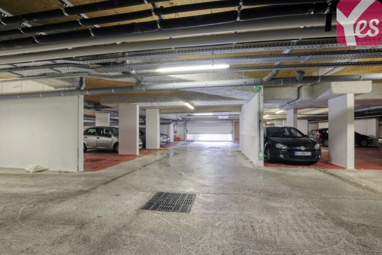 Parking Sevran - Rougemont - Charcot 24/24 7/7