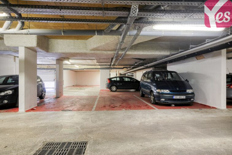 Parking Sevran - Rougemont - Charcot location