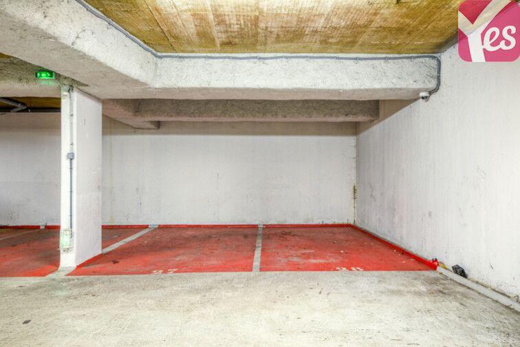 Parking Sevran - Rougemont - Charcot 24/24 7/7