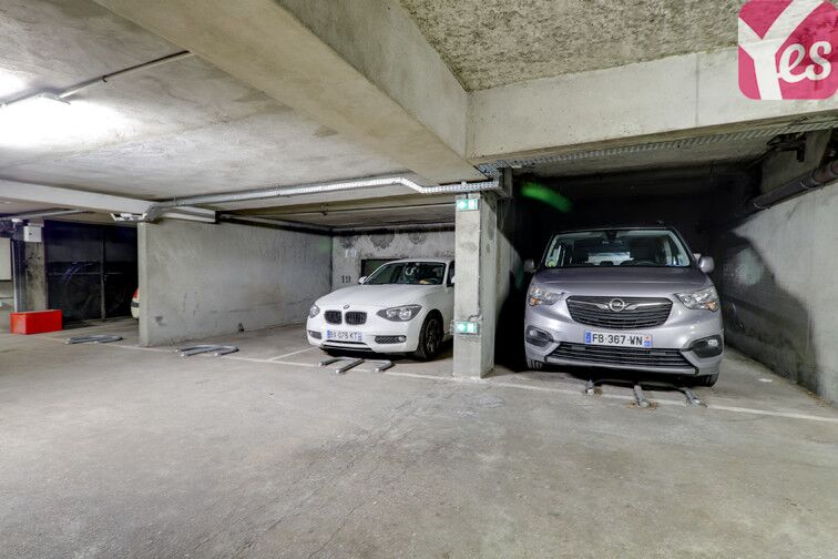 Parking Place Henri Deudon - Athis-Mons garage