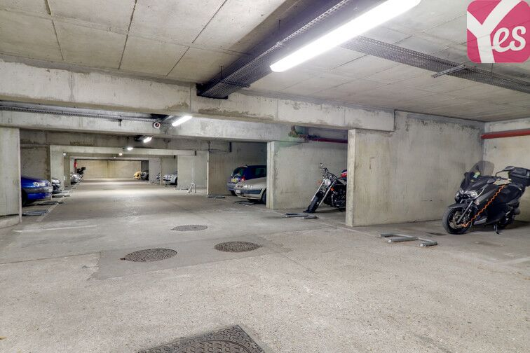 Parking Place Henri Deudon - Athis-Mons en location