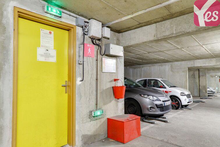 Parking Place Henri Deudon - Athis-Mons 24/24 7/7