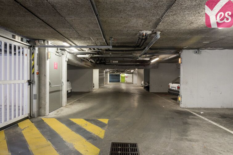 Parking Collège Barbara - Pierrefitte-sur-Seine Pierrefitte-sur-Seine