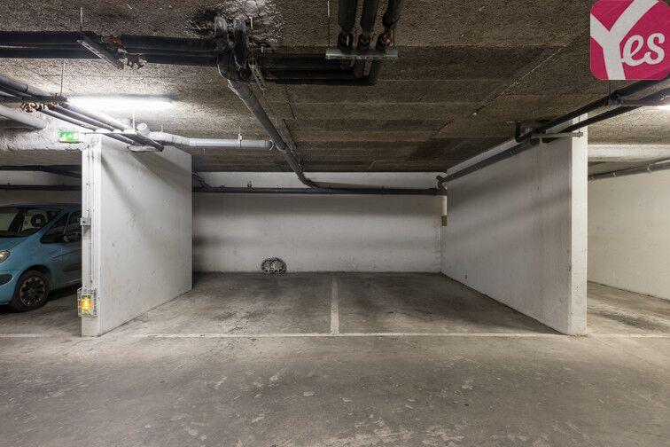 Parking Collège Barbara - Pierrefitte-sur-Seine 8 rue Révolution des Œillets