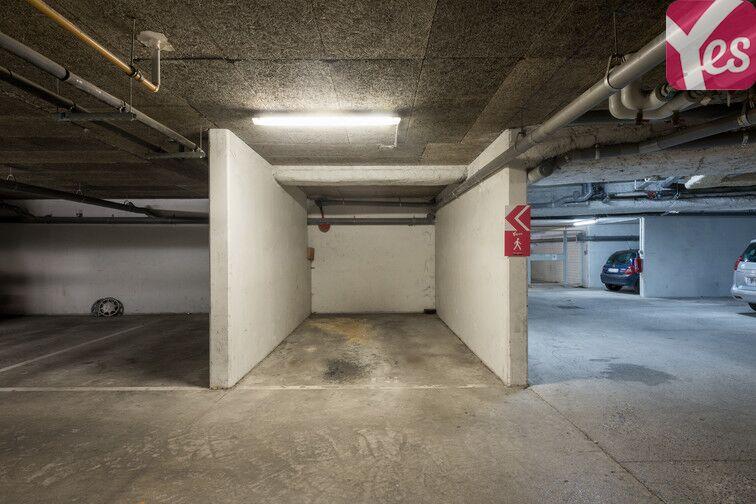 Parking Collège Barbara - Pierrefitte-sur-Seine box