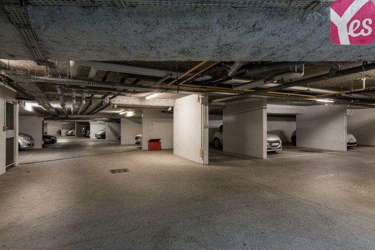 Parking Collège Barbara - Pierrefitte-sur-Seine 93380