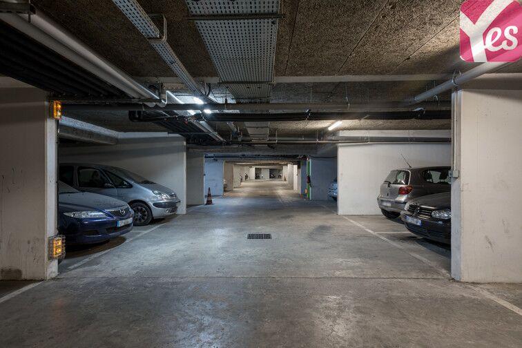 Parking Collège Barbara - Pierrefitte-sur-Seine à louer