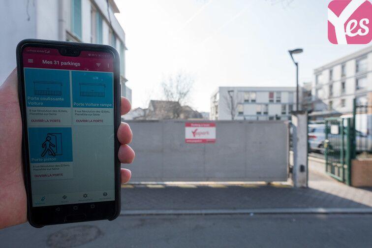 Parking Collège Barbara - Pierrefitte-sur-Seine pas cher