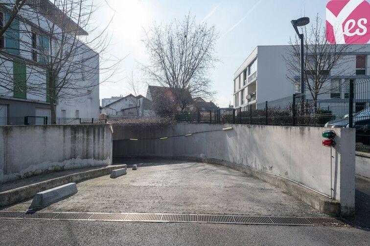 Parking Collège Barbara - Pierrefitte-sur-Seine gardien