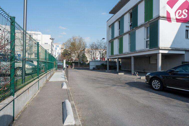 Parking Collège Barbara - Pierrefitte-sur-Seine caméra