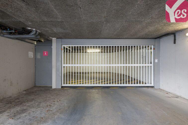Parking Collège Barbara - Pierrefitte-sur-Seine souterrain