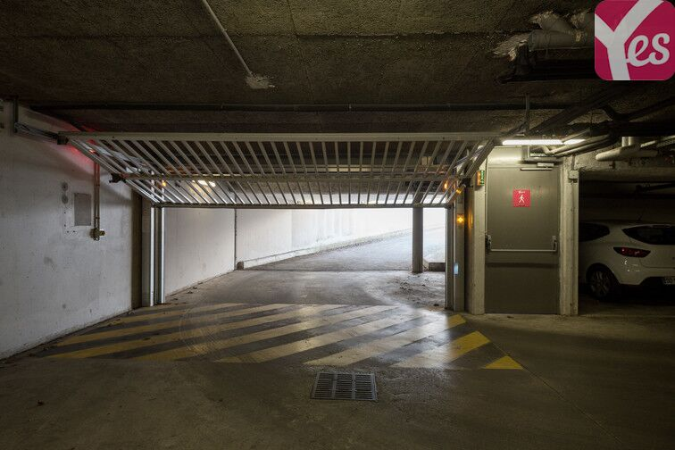 Parking Collège Barbara - Pierrefitte-sur-Seine sécurisé