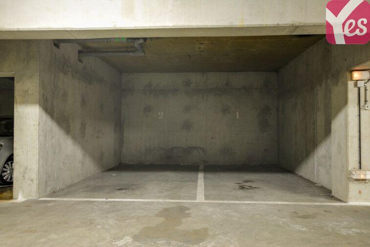 Parking Gymnase Victor Hugo - Gagny caméra